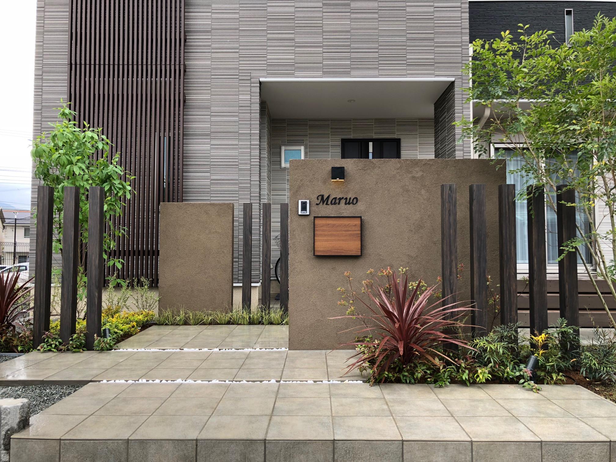 平塚市 新築外構工事