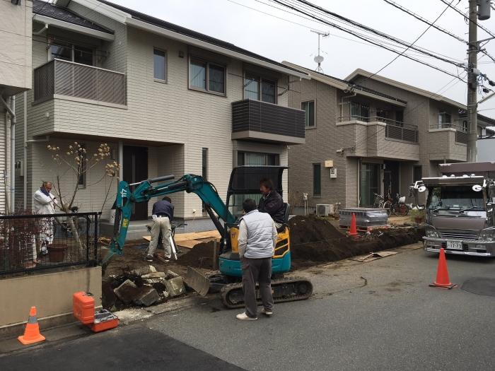 平塚市 エクステリア工事