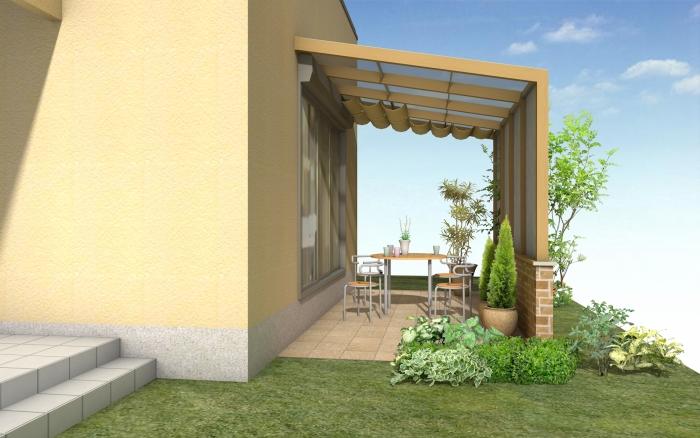 ガーデンルーム5