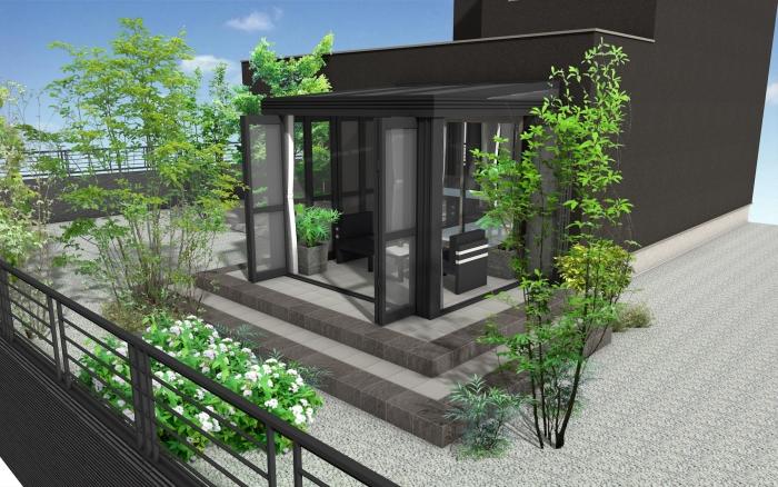 ガーデンルーム4