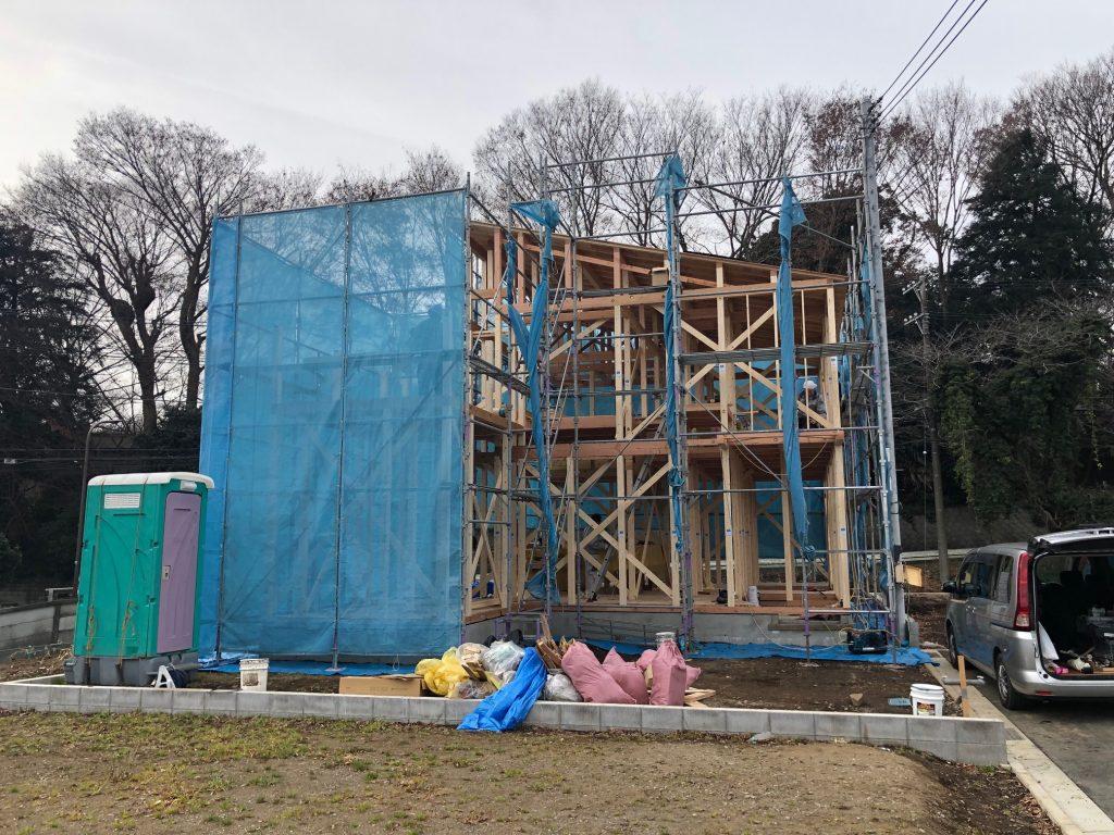 新築外構 平塚市