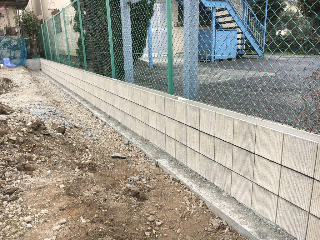 ブロック積