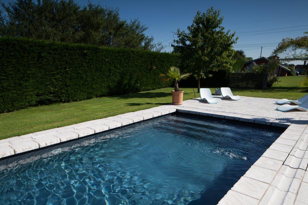 プールの施工例