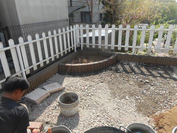 町田市 ガーデン工事