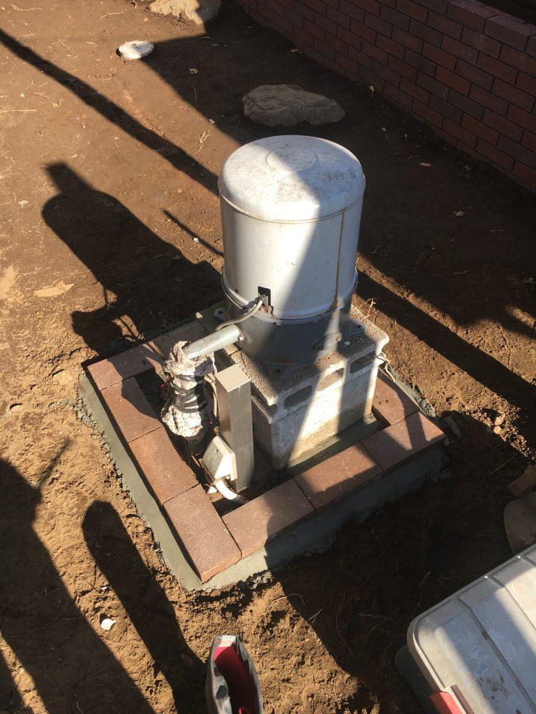 井戸ポンプ2