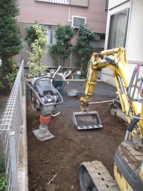 西東京市 庭リフォーム